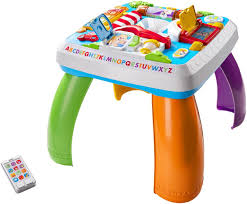 fisher price laugh u0026 learn around the town learning table toys