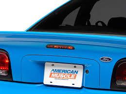 mustang third brake light restore american muscle graphics mustang 3rd brake light decal 393886 94 98