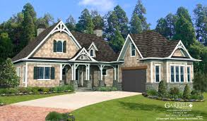 cottage style craftsman typically a one story building with a