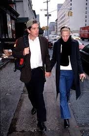carolyn bessette kennedy 10 10 1996 john f kennedy jr and his wife carolyn bessette
