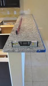 Kitchen Cabinets Kitchen Counter Height In Inches Granite by Granite Overhang Limits For Your Kitchen Countertops Armchair