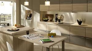 cuisine moderne bois clair inspirations avec en newsindo co