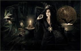 halloween witch wallpaper desktop wallpapersafari