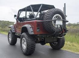 jeep yj custom 1987 jeep wrangler for sale 2000386 hemmings motor news