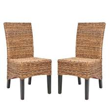 wicker chair for bedroom contemporary wicker chair throughout dining chairs ebay decor 3