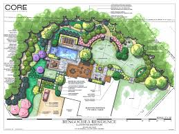 Landscape Architecture Ideas For Backyard Siteplan Square Circular Masterplan Landscape Architecture