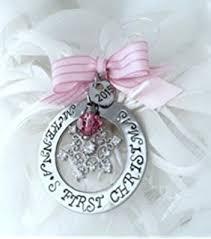 Lenox Christmas Personalized Ornaments by Amazon Com Lenox Baby Jewels Holiday Ornament Baby Keepsake