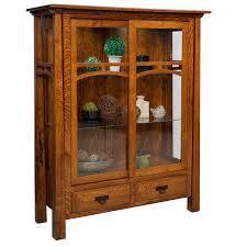Curio Cabinet Asheville Nc Amish Hutches Amish Furniture Shipshewana Furniture Co