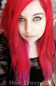 Cherry Red Hair Extensions by Red Hair Photos Haircrazy Com