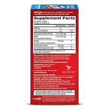 amazon com move free advanced glucosamine chondroitin msm and