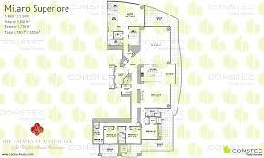 estates at acqualina floor plans