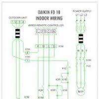 wiring diagram ac split duct yondo tech