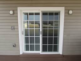 Pella Patio Door Sliding Patio Door Blinds Uk Doors With Between The Glass Wall
