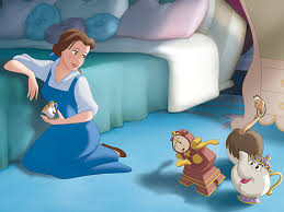 reading cinderella disney princess story book