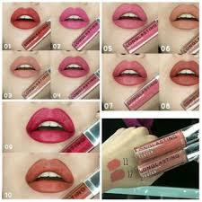 Lipstik Lt Pro Lip lt pro lasting matte lip warna 03 8ml daftar update