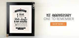anniversary presents for parents anniversary presents for parents personalised anniversary gifts