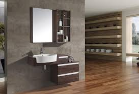 Contemporary Bathroom Cabinets - wood bathroom vanities new interiors design for your home