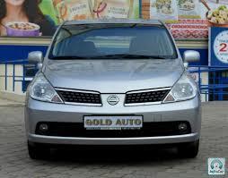 купить автомобиль Nissan Tiida Se 2008 серый с пробегом продажа