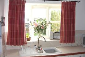 Bright Colored Kitchen Curtains 30 Terrific Kitchen Curtain Ideas Slodive