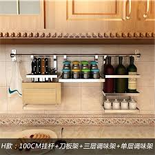 what to put on wall shelves stainless steel kitchen shelving