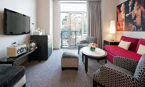 hotel rooms suites in new york city gansevoort meatpacking