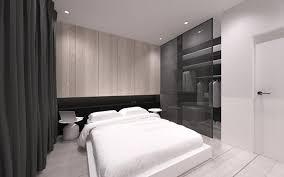 Minimalist Bedroom Design Minimal Studio Architects Interior - Minimalist apartment design