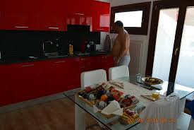 lave linge dans cuisine cuisine et lave linge picture of suite in venice ai carmini
