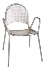 Metal Patio Chair Outdoor Patio Furniture Weifang Meiya Furniture Manufacturing Co