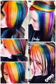 68 best hair images on pinterest hairstyles colorful hair and hair