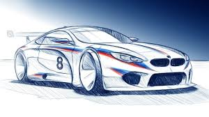 bmw race cars bmw m8 race car first look autozaurus