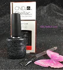 cnd shellac dark diamonds 91258 gel color coat l gel nails com
