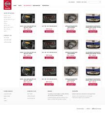 nissan altima 2016 accessories nissan car parts and accessories may now be bought online