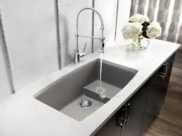 upscale kitchen faucets kitchen sink best kitchen sink faucets noticeable stainless
