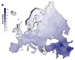 Indo European Language Map by Ancient Dna And The Indo European Question Diversity Linguistics