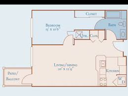 Juniper Floor Plan 1 Bed 1 Bath Apartment In Manchester Nh Waterford Place Apartments