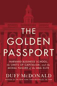 harvard business and the propagation of immoral profit