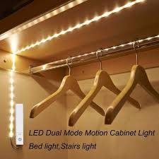 under cabinet led strip dbf under cabinet lighting battery operated motion activated led