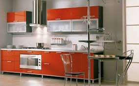 kitchen terrific red kitchen cabinets decor idea with wall