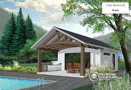 small pool home floor plans pool home plans pool house plans