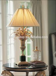 Cream Chandelier Lights Vintage Elegant 6 Light Polished Brass Chandelier Lighting