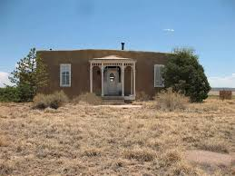 Adobe House New Mexico Archives Old House Dreams