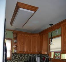 Fluorescent Kitchen Ceiling Lights Dining Room Fluorescent Kitchen Lighting To Brighten Your