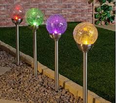 Crackle Globe Solar Lights by Top 18 Best Crackle Glass Globes