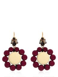 earrings new york marni women fashion jewelry earrings new york outlet marni women