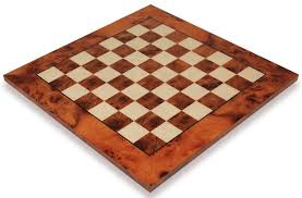 Chess Table Elm Root U0026 Maple Deluxe Chess Board 1 5