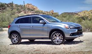 mitsubishi outlander sport 2016 blue first drive 2016 mitsubishi outlander sport testdriven tv