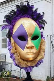 large mardi gras mask masquerade ideas mardi gras mask also great for a