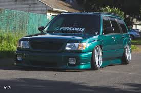 badass subaru forester static low 1998 subaru forester archive wrong fitment crew