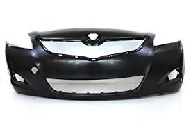 toyota parts canada genuine toyota parts 52119 52934 front bumper cover bumper covers