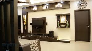 Tv Unit Interior Design Modular Tv Unit Design With Backpanel From Bonito Designs
